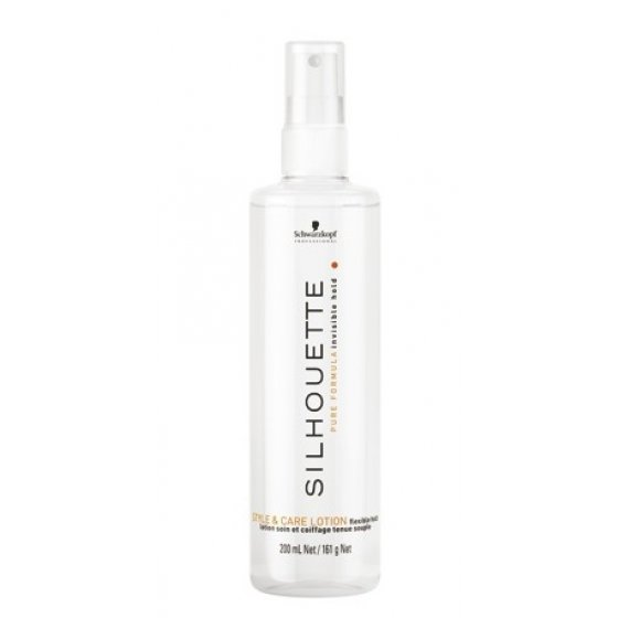 Silhouette Flexible Hold Styling&Care losion 200ml