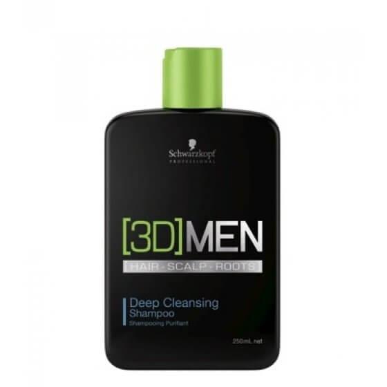 [3D]MEN Deep Cleansing šampon