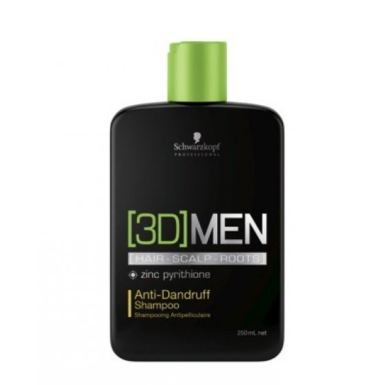 [3D]MEN Anti-Dandruff šampon