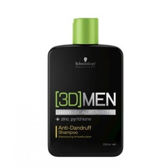 [3D]MEN Anti-Dandruff šampon 250ml
