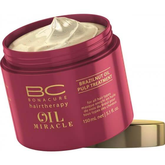 BC Oil Miracle Brazilnut Oil pulp maska, 150 ml