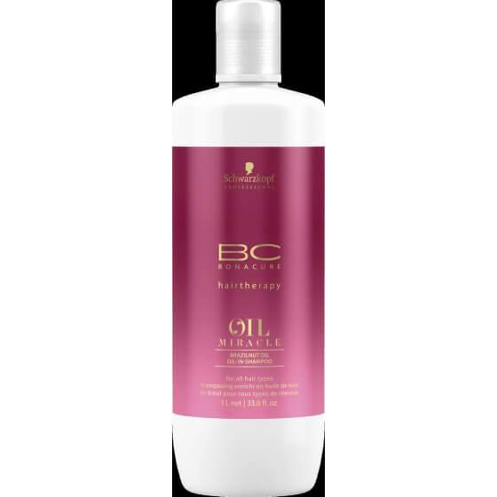 Bc Oil Miracle Brazilnut oil šampon, 1000 ml