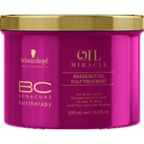 BC Oil Miracle Brazilnut Oil pulp maska, 500 ml