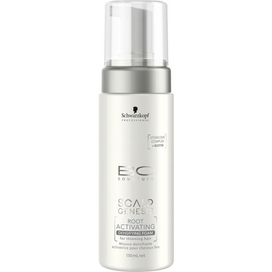 BC Scalp Genesis Densifying Foam, 150 ml