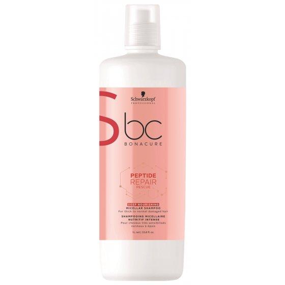 Peptide Repair Rescue Deep Nourishing Micelarni šampon, 1000 ml