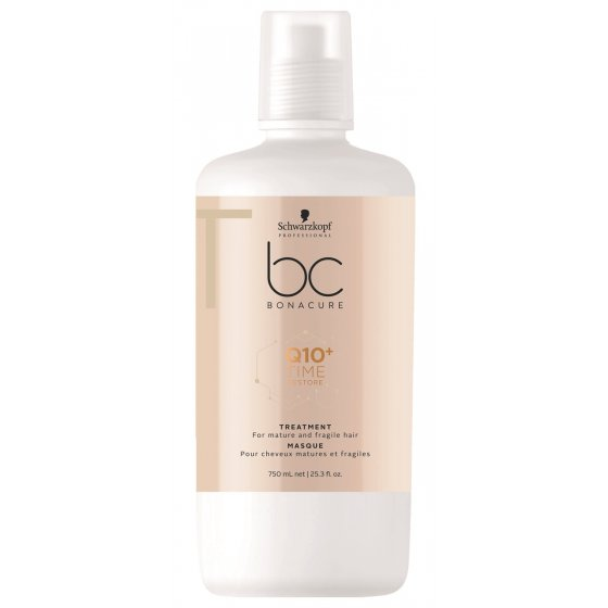 BC Q10+ Time Restore maska, 750 ml