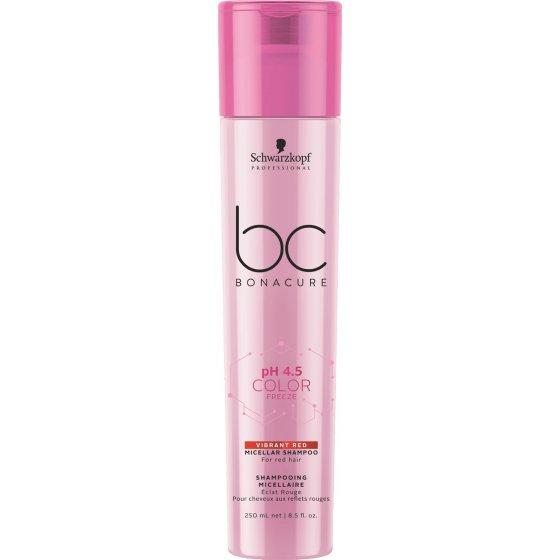 BC pH 4.5 Color Freeze Red Micelarni šampon, 250 ml
