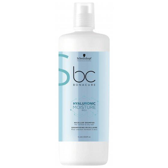 BC Hyaluronic Moisture Kick Micelarni šampon, 1000 ml
