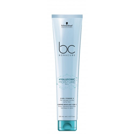 BC Hyaluronic Moisture Kick Curl Power 5, 125 ml