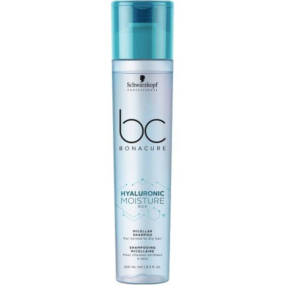 BC Hyaluronic Moisture Kick Micelarni šampon, 250 ml