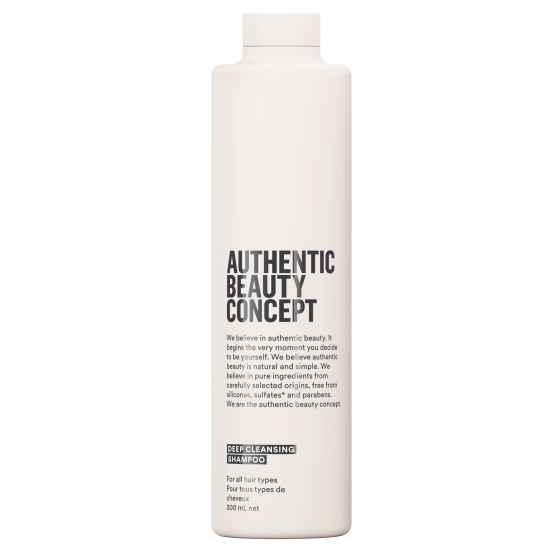 Authentic Beauty Concept  DEEP CLEANSING  ŠAMPON 300 ml