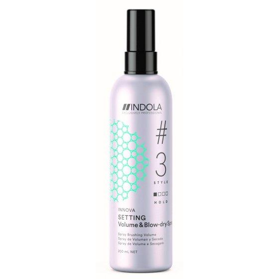 INNOVA Volume & Blow-dry sprej 200 ml