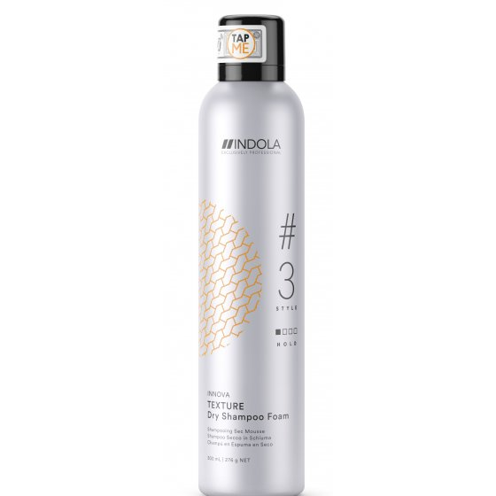 INDOLA Dry Shampoo Foam 300 ml