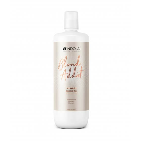 INDOLA Blond Addict šampon, 1000ml