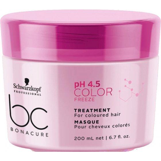 BC pH 4.5 Color Freeze maska, 200 ml