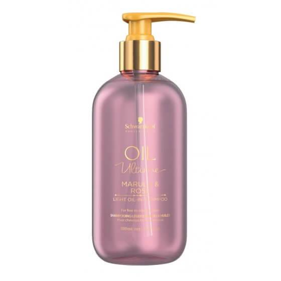 Oil Ultime Light Oil-in šampon, 300 ml