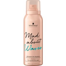 Mad About Waves Refresher Dry šampon, 150 ml