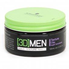 3D MEN TEXTURE CLAY 100 ml