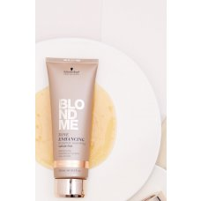 BLONDME Tone Enhancing Bonding Šampon- Warm Blondes  250 ml