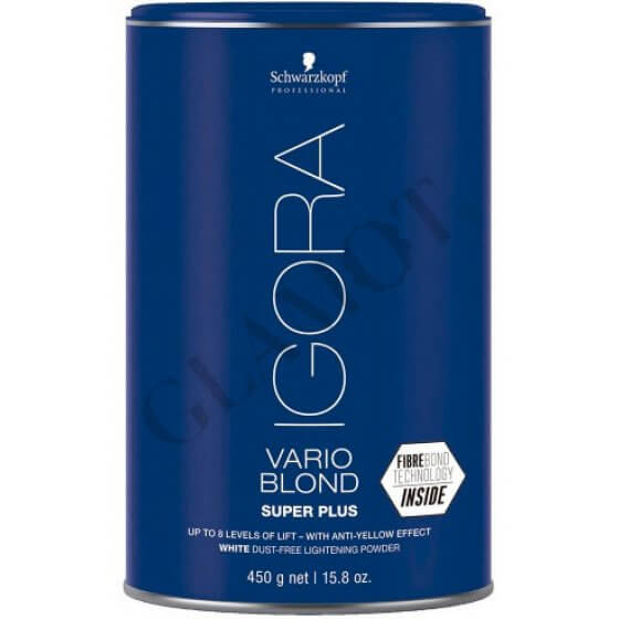 IGORA Vario Blond SUPER PLUS 450 g