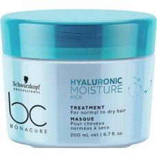 BC Hyaluronic Moisture Kick maska, 200 ml