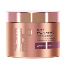 BLONDME Tone Enhancing Bonding Mask -Warm Blondes 200ml
