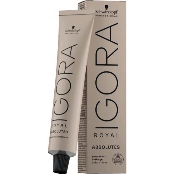 IGORA Royal Absolutes trajna boja za prekrivanje sijedih 60ml