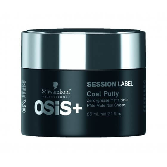 Osis Session Label COAL PUTTY 65 ml