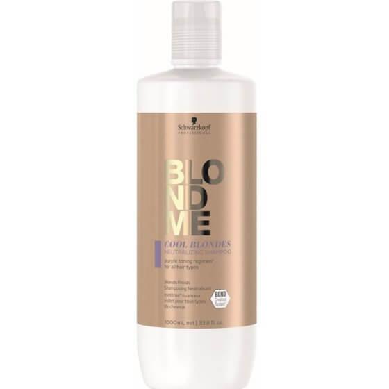 BlondMe Cool Blondes šampon 1000 ml