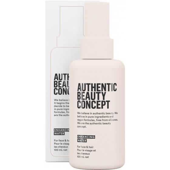 Authentic Beauty Concept  ENHANCING WATER- osvježavajuća maglica za lice i kosu 100 ml