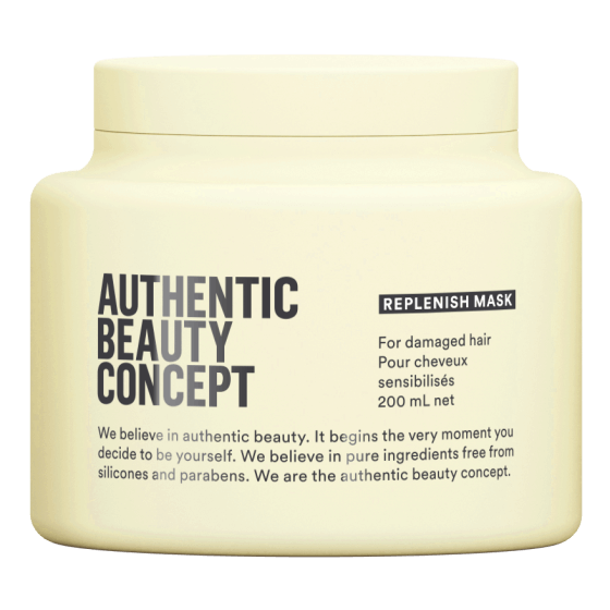 Authentic Beauty Concept   REPLENISH  MASKA 200 ml