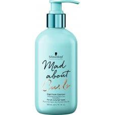 Mad About Curls High Foam šampon, 300 ml