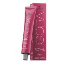 IGORA Royal Senea trajna boja za osjetljiva vlasišta 60ml