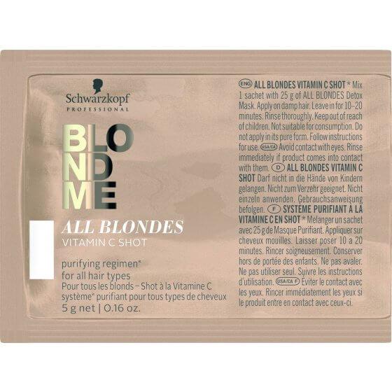 All Blondes – Detox Vitamin C Shot