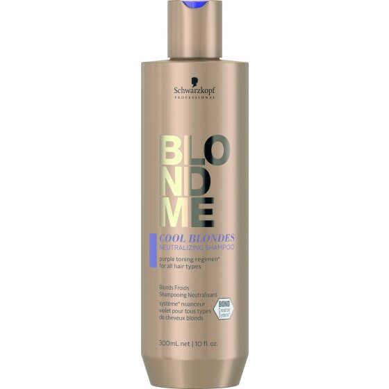 BlondMe Cool Blondes šampon 300 ml