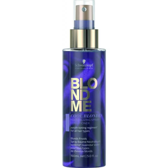BlondMe Cool Blondes Neutralising regenerator u spreju 150 ml