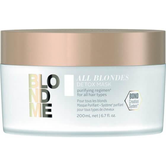 All Blondes – Detox maska 200 ml