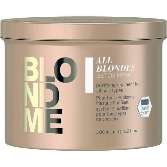 All Blondes – Detox maska 500 ml