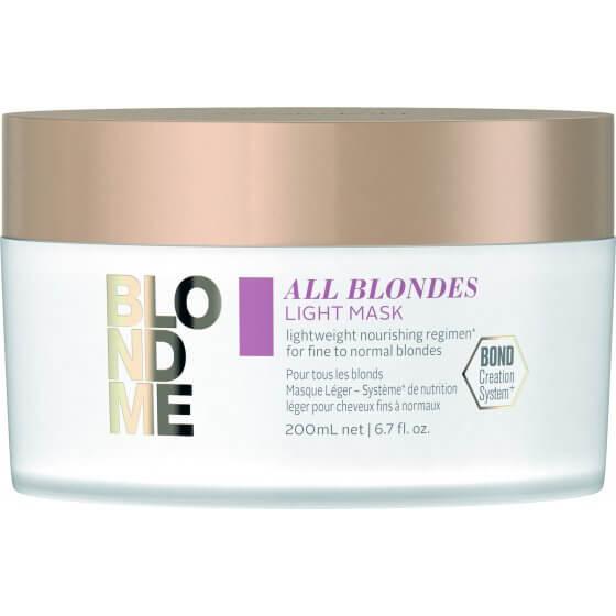 All Blondes – Light  maska  200 ml