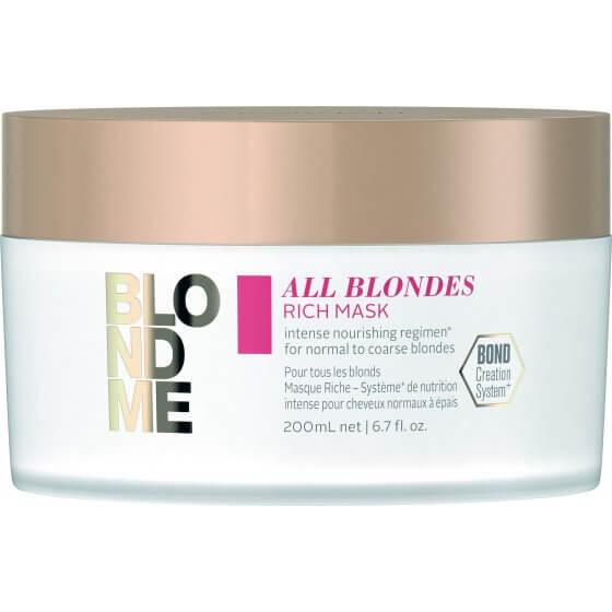 All Blondes –  Rich maska  200ml