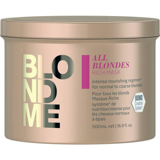 All Blondes – Rich maska 500 ml