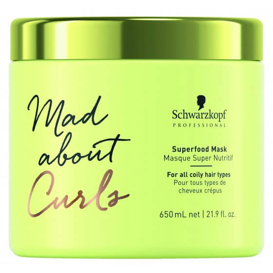 Mad About Curls Superfood maska 650 ml