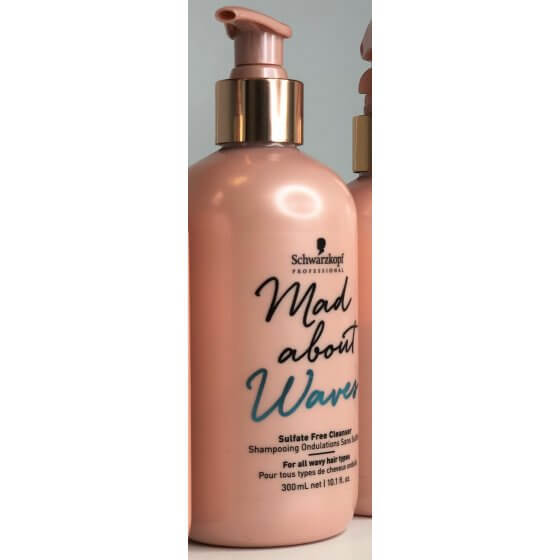 Mad About Waves Sulfate Free šampon, 300 ml