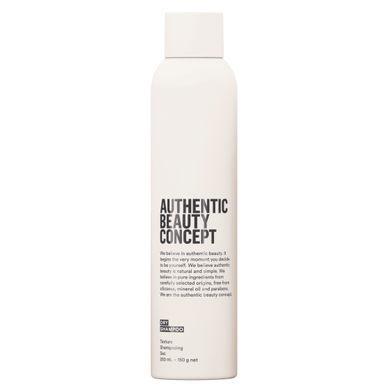Authentic Beauty Concept  ŠAMPON ZA SUHO PRANJE 250 ml
