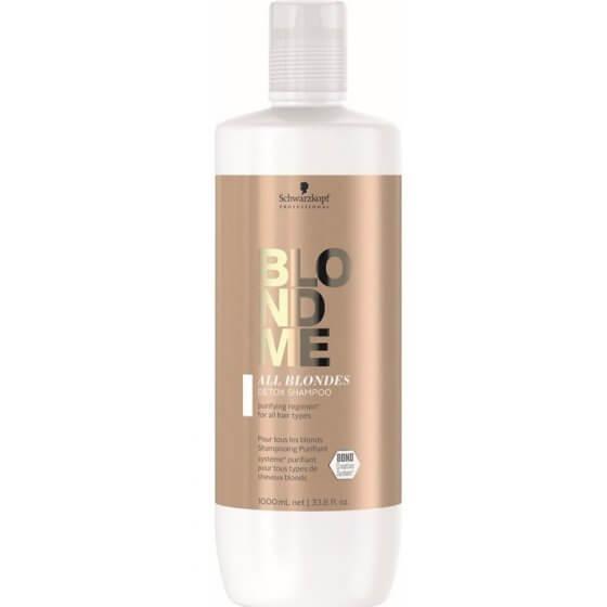 All Blondes – Detox šampon 1000 ml