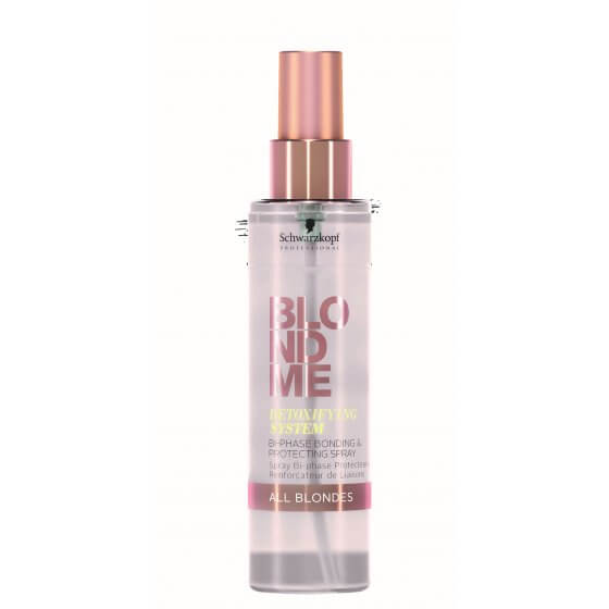 BLONDME DETOXIFYING SYSTEM BI-PHASAE BONDING & PROTECTING SPRAY 150 ML