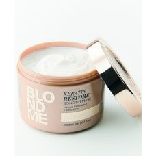 BLONDME Keratin Restore Bonding Mask - All Blondes 200 ml