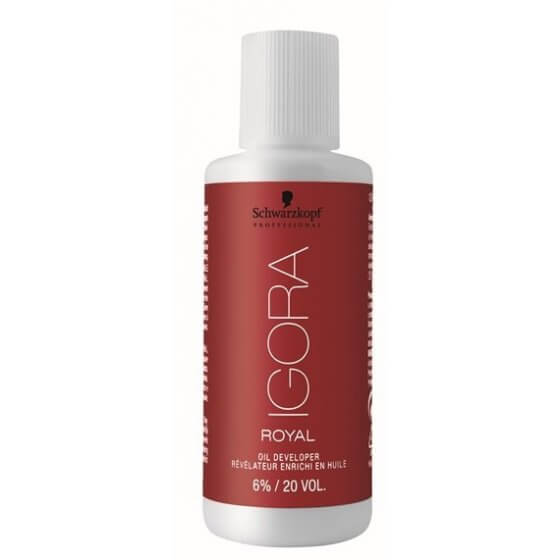 IGORA Royal uljni razvijač za boju 60 ml
