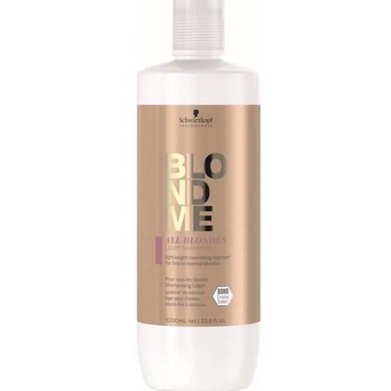 All Blondes – Light  šampon 1000 ml