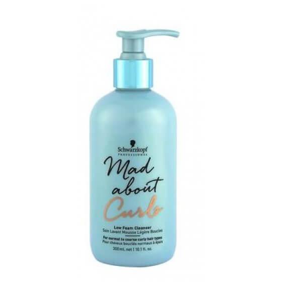 Mad About Curls Low Foam šampon, 300 ml